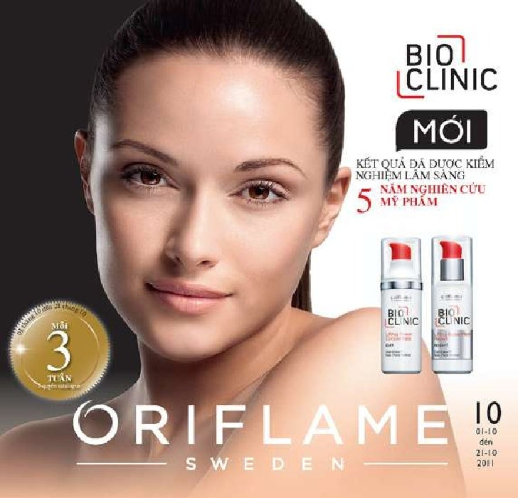 Catalogue Oriflame 10-2011