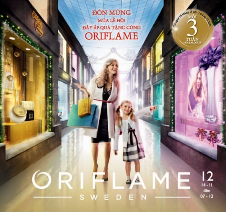 Catalogue Oriflame 12-2011