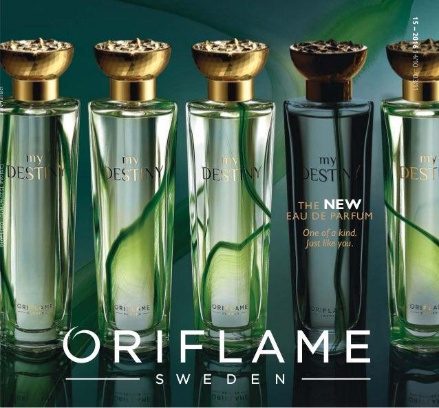 Catalogue Oriflame 15 2016 Uk