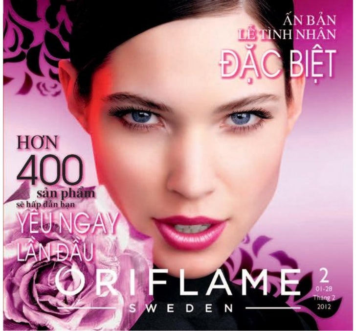 Catalogue Oriflame 2-2012