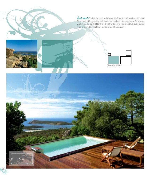 Catalogue piscine piscinelle 2011 la piscine comme for Piscine catalogue