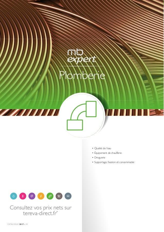 Tereva Catalogue Mb Expert Plomberie