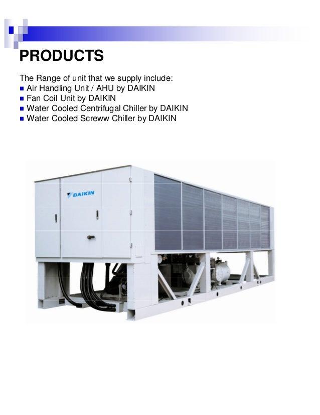 Product Catalog - NIKISAE ENGINEERING