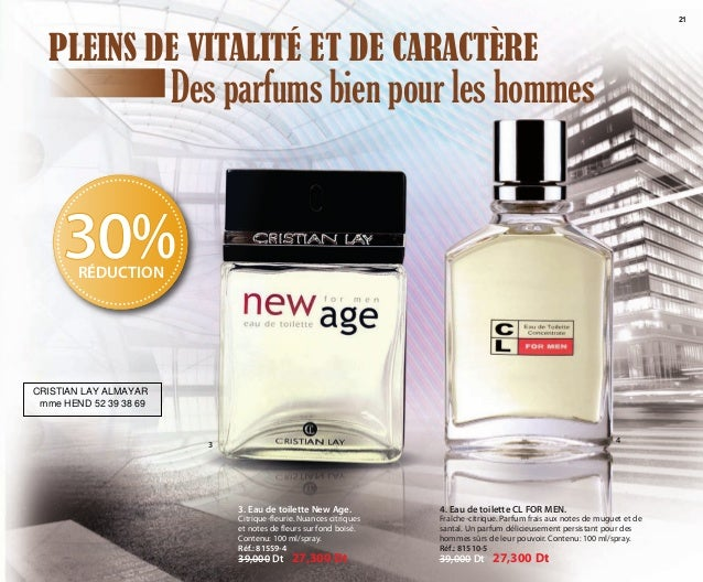 Catalogue Promo C5 C6 Cristian Lay Tunisie Mme Hend
