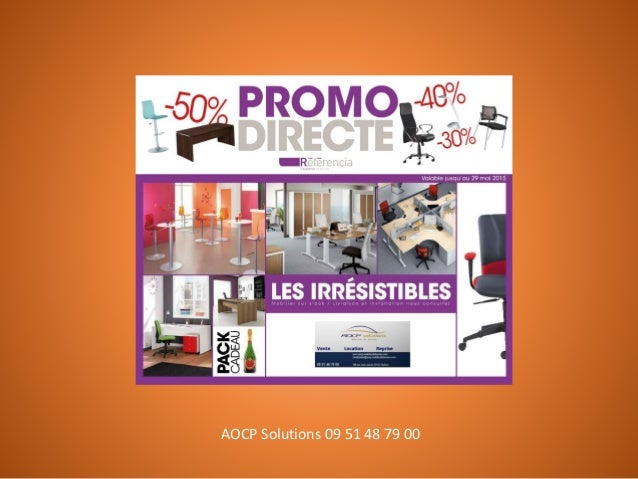 AOCP Solutions 09 51 48 79 00