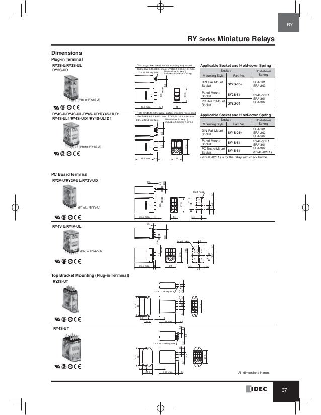 idec relay socket wiring diagram simple wiring schema rh 6 aspire atlantis de Idec RH3B Relay Wiring Idec RH3B Relay Wiring