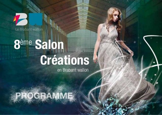 8ème Salon Créations en Brabant wallon