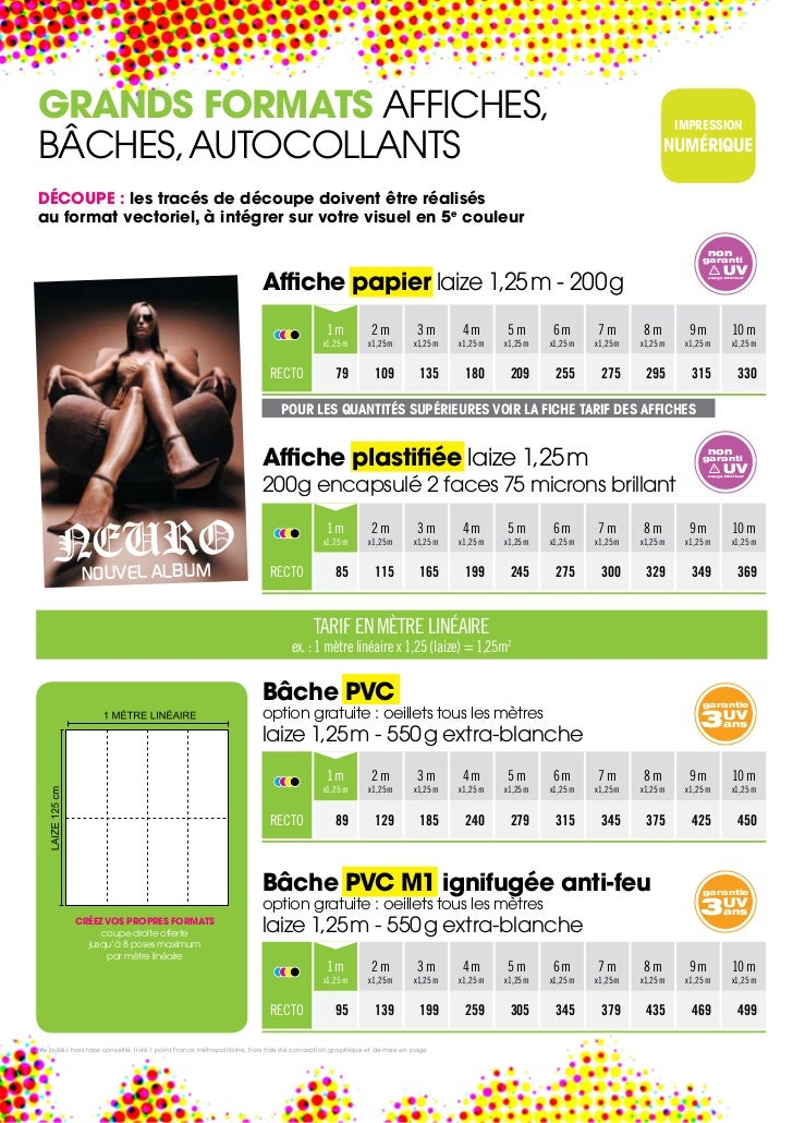 GRANDS FORMATS AFFICHES,                                                                                                  ...