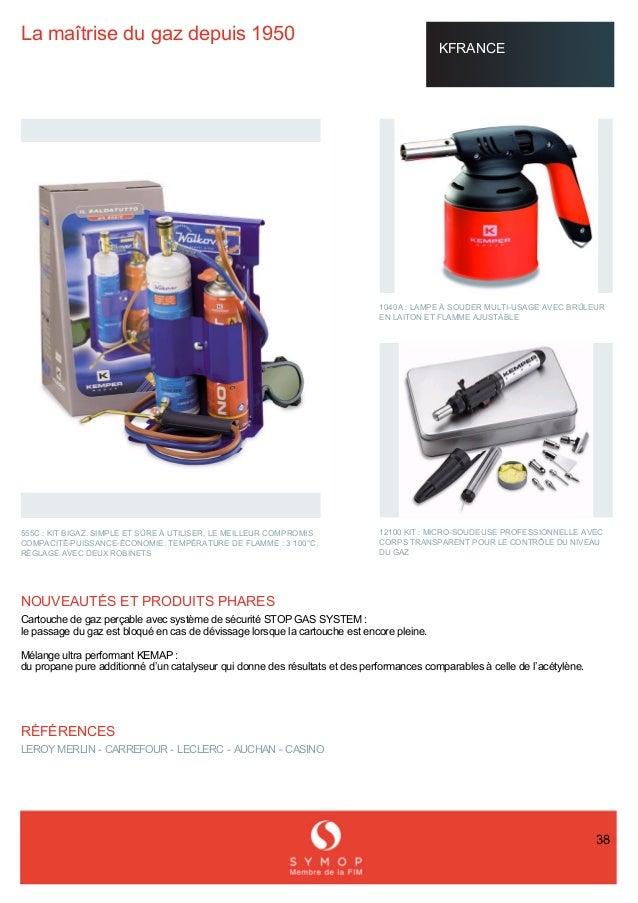 Catalogue Soudage Brasage Coupage Yutz Janvier 2015