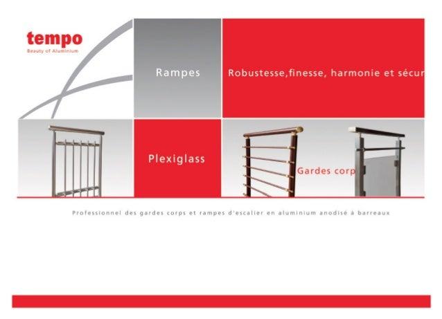 Catalogue tempo 2013