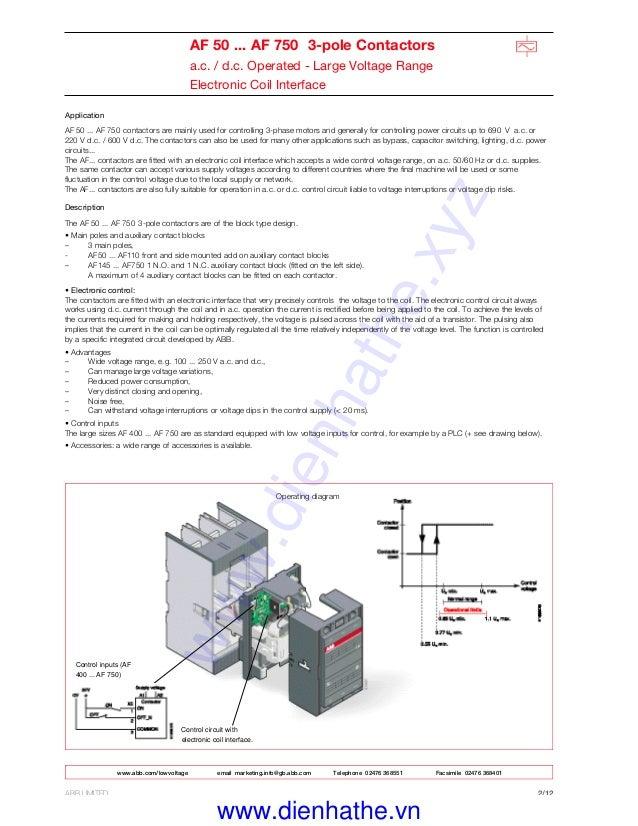 transformer diagram, catalogue thiet bi n abb contactor abb-nhathe vn  on start stop station, abb vfd wiring