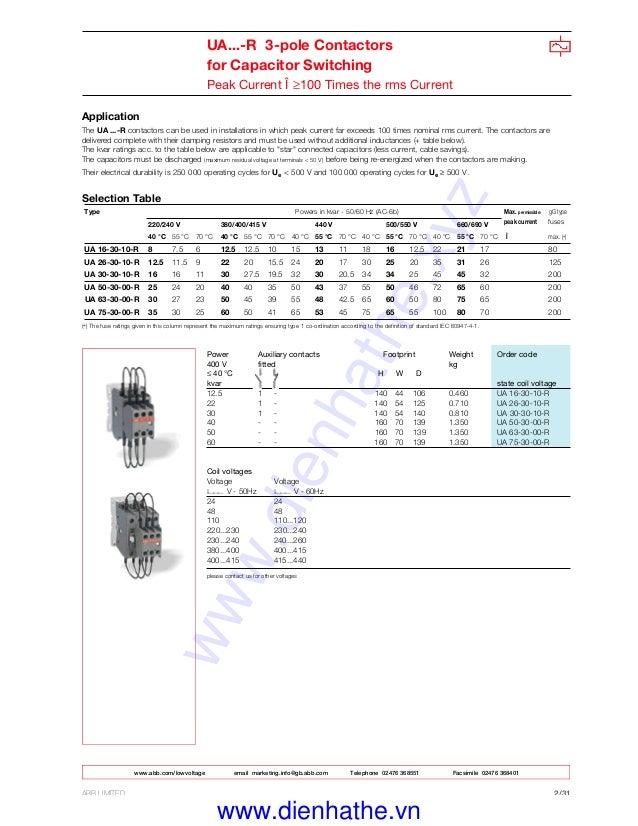 catalogue thiet bi dien abb contactor abbdienhathevn 31 638?cb=1508389003 catalogue thiet bi dien abb contactor abb dienhathe vn abb a16-30-10 wiring diagram at mifinder.co
