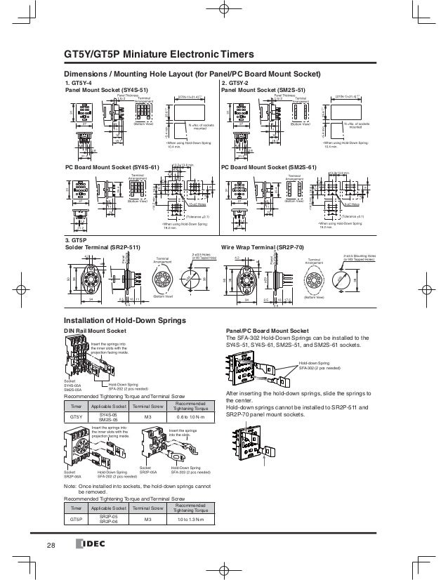 catalogue timer idec beetecocom 29 638?cb=1460598323 idec electronic timer wiring diagram idec wiring diagrams collection  at n-0.co