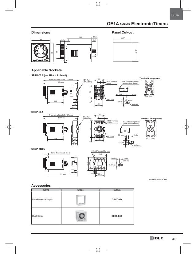 catalogue timer idec beetecocom 34 638?cb=1460598323 idec electronic timer wiring diagram idec wiring diagrams collection idec sh1b-05 wiring diagram at suagrazia.org