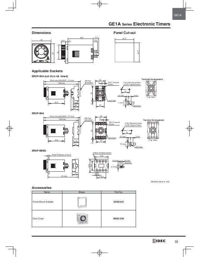 catalogue timer idec beetecocom 34 638?cb=1460598323 idec electronic timer wiring diagram idec wiring diagrams collection idec rh2b-ul wiring diagram at bayanpartner.co