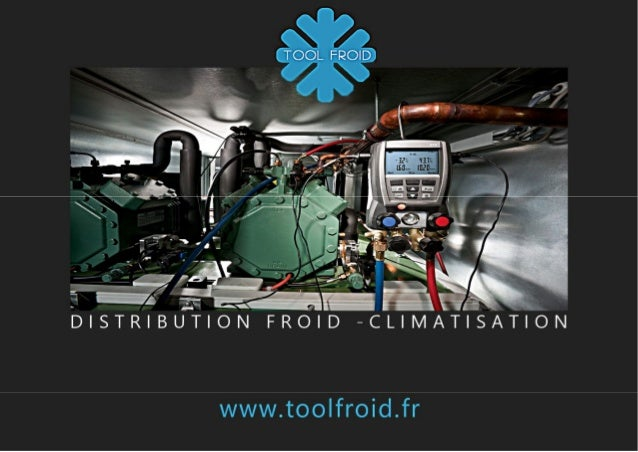 Catalogue tool froid
