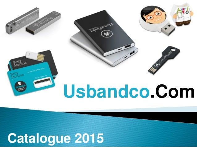 Catalogue 2015 Usbandco.Com