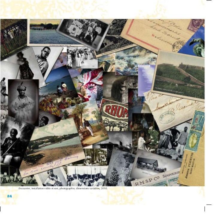 Encounter, installation vidéo et son, photographie, dimensions variables, 2010.24