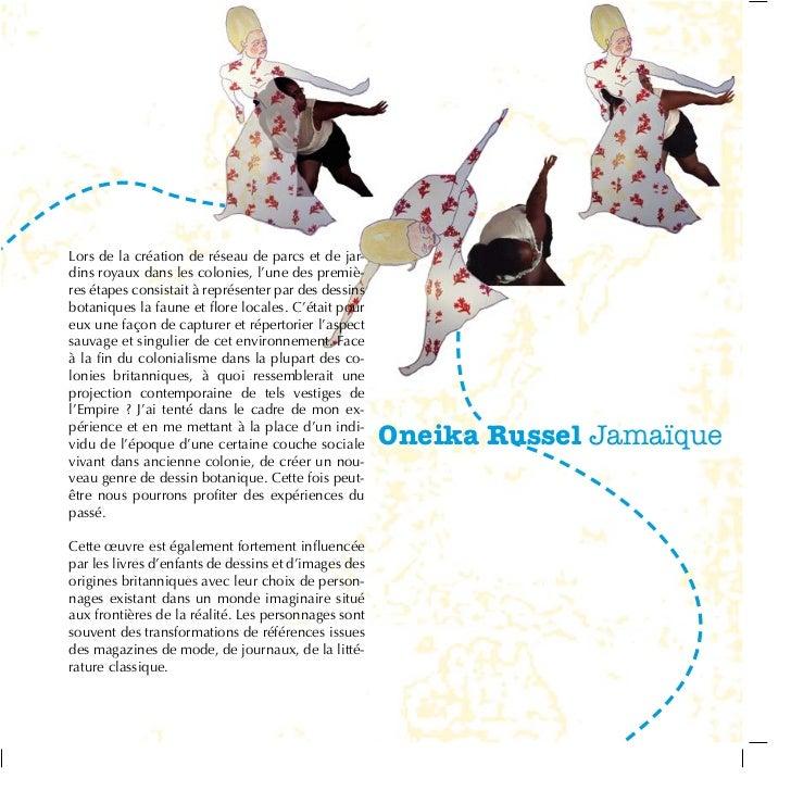Lors de la création de réseau de parcs et de jar-dins royaux dans les colonies, l'une des premiè-res étapes consistait à r...