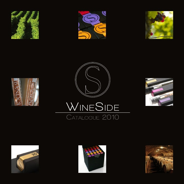 WineSide Catalogue 2010