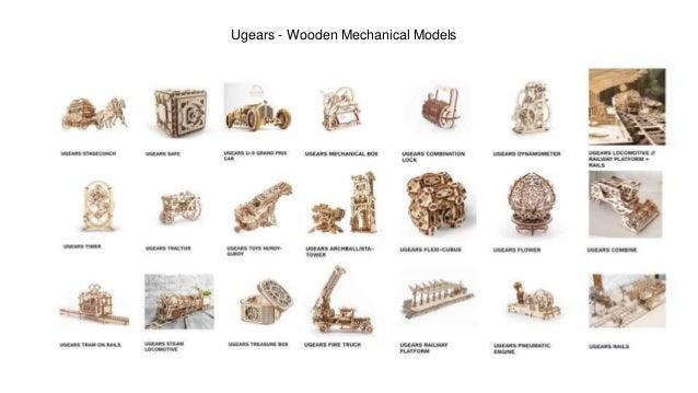 Catalog ugears