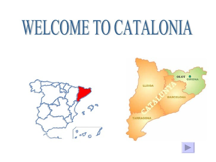 OLOT WELCOME TO CATALONIA