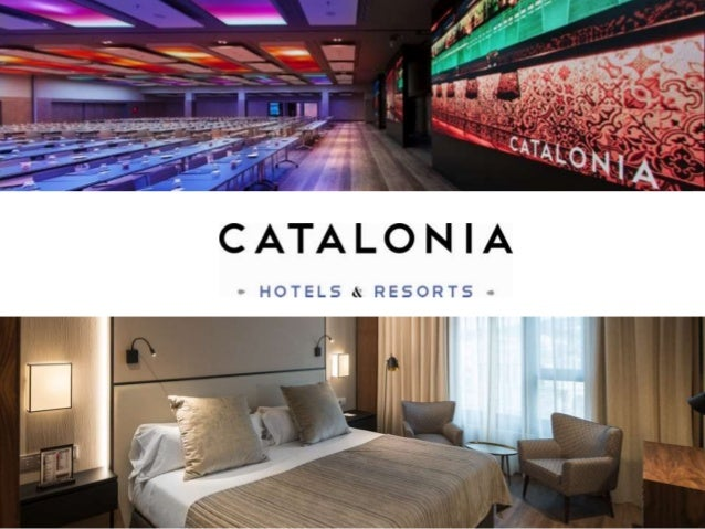 Our hotels Barcelona cataloniahotels.com