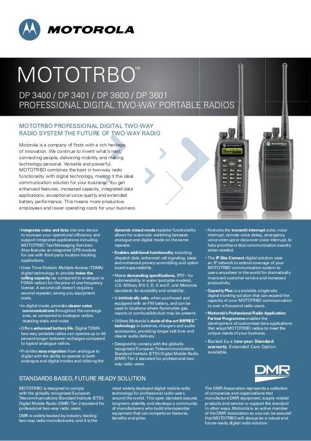 Motorola Cataloque
