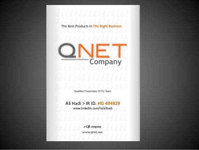 How to start qnet business