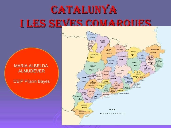 Catalunya i les seves comarques