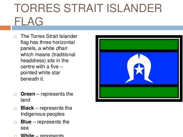 Torres Strait Islander Flag Abd Meaningds