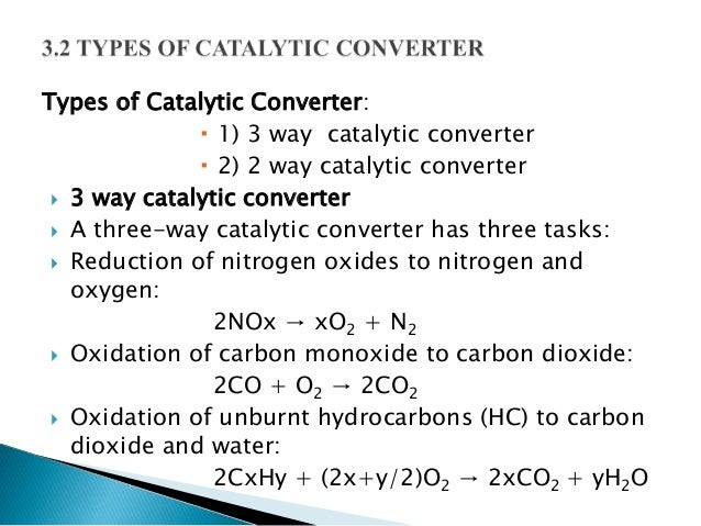 11  2 Way Catalytic Converter: What Is The Function Of A Catalytic Converter At Woreks.co