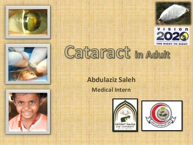 Abdulaziz Saleh Medical Intern