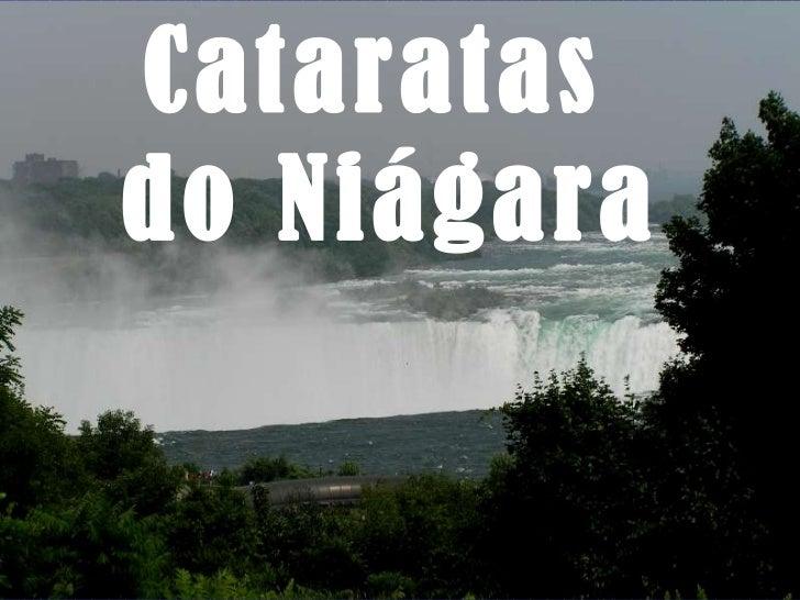 Cataratas  do Niágara