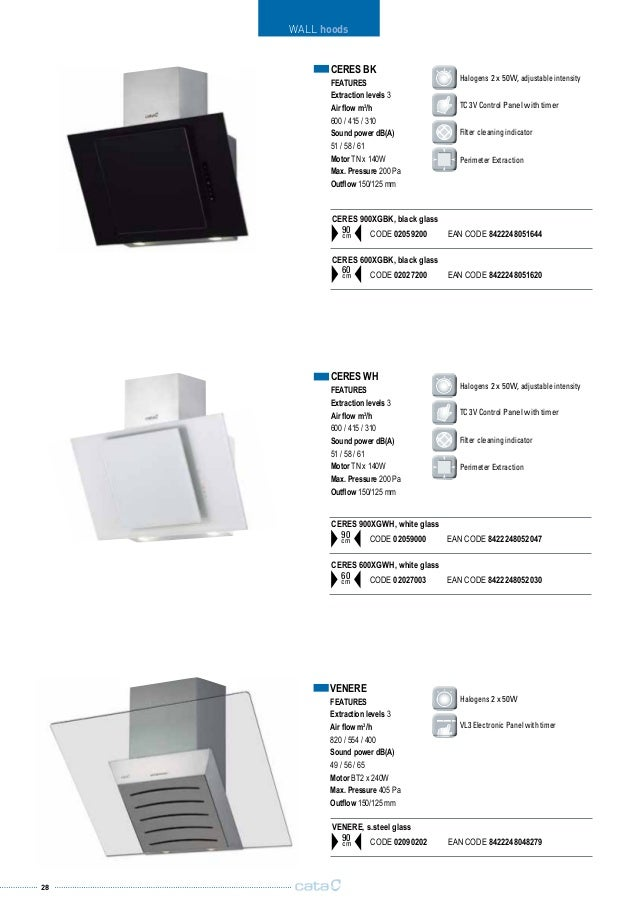 Cata Spain Brochure