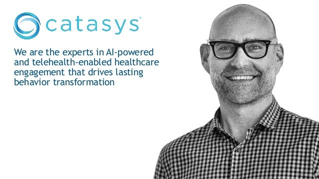 We are the experts in AI-powered and telehealth-enabled healthcare engagement that drives lasting behavior transformation ®