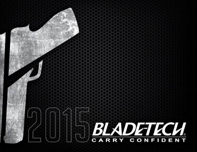 Blade-Tech® is proud to be an American manufacturing company providing high quality gear to those who go wherever duty cal...