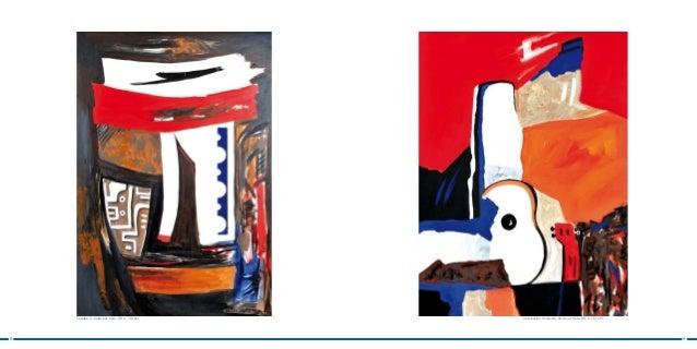 Caraïbe 2, huile sur toile, 88 x 130 cm   Impression musicale, huile sur toile, 90 x 132 cm8                              ...