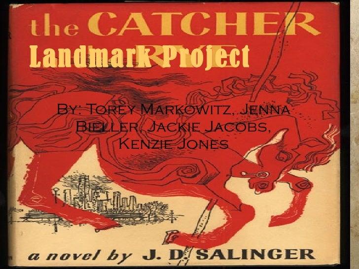 Landmark Project By: Torey Markowitz, Jenna Bieller, Jackie Jacobs, Kenzie Jones
