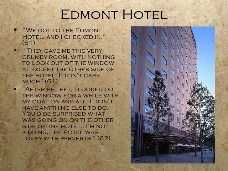 Edmont Hotel New York