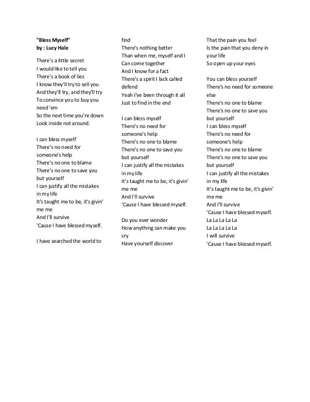 Lyric all i know lyrics : Catch my breath lyrics final