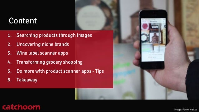 How to Get Your Brand Discovered with Product Scanner Apps Slide 2