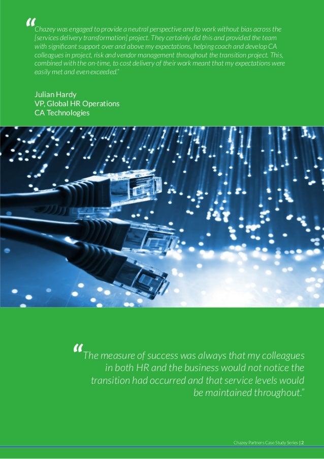 CA Technologies Case Study | Medallia