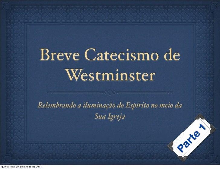 Catecismo parte01