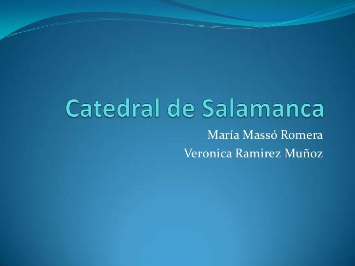 María Massó RomeraVeronica Ramirez Muñoz