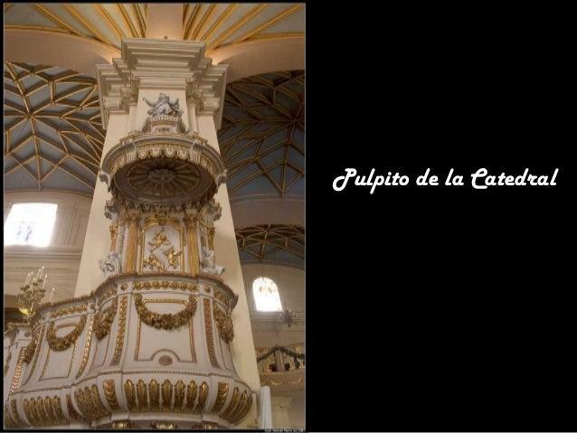 Detalles de la tumba de Francisco Pizarro