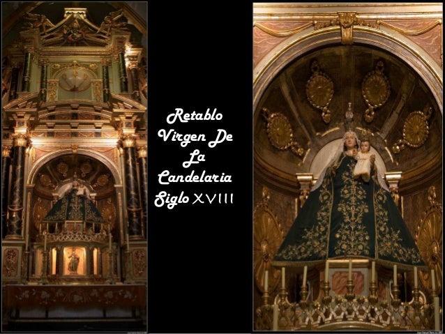 Retablo de La Virgen de La Evangelización