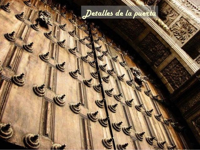 Altar Mayor: Realizado por Matías Maestro, es un hermoso Baldaquino de madera con numerosas partes laminadas en oro de 22 ...