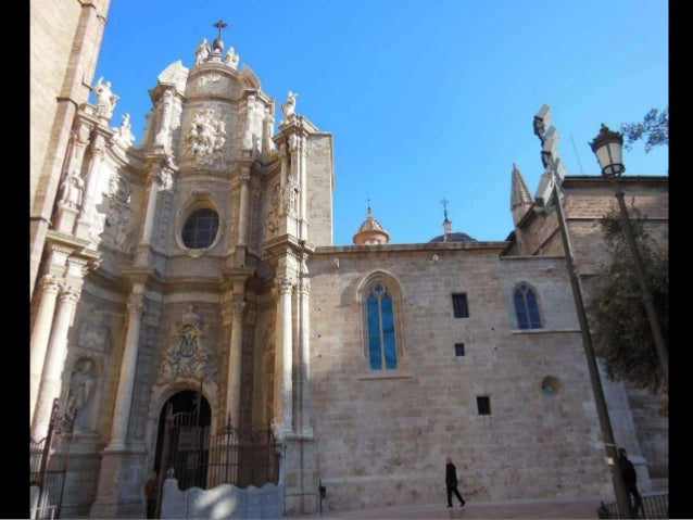 Catedral de Santa Maria (Valencia) Slide 2