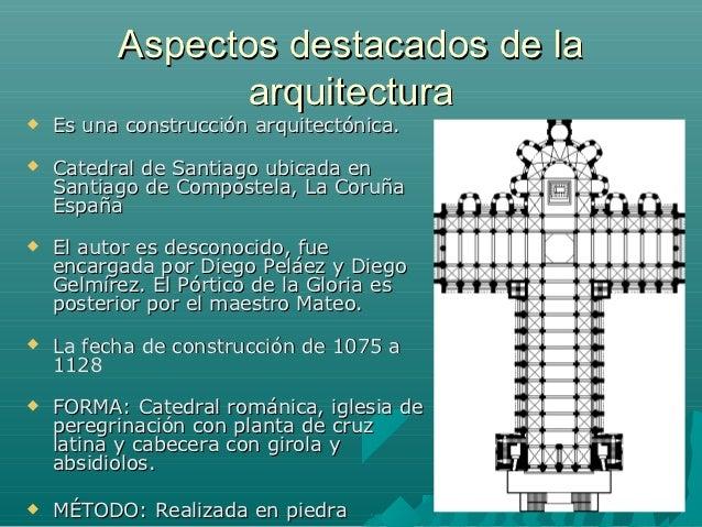 Catedral de santiago de compostela - Santiago de compostela arquitectura ...
